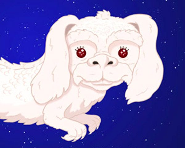 The Neverending Story | Falkor